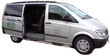 Mint Travel Private Hire Minibus Warrington